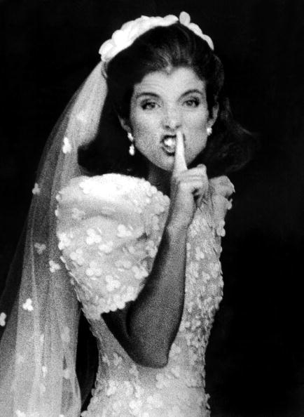 Jacqueline Kennedy Wedding Gown - Weddings Gallery