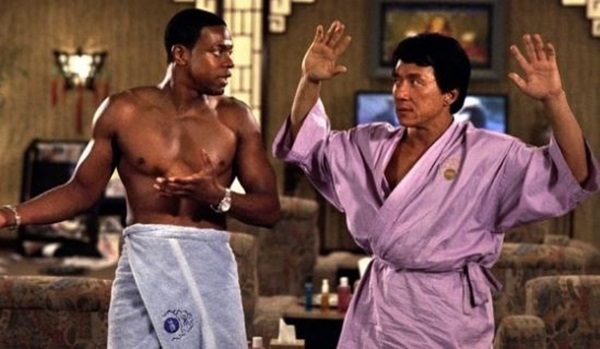 Jackie Chan And Chris Tucker Rush Hour 2 Rush hour 2