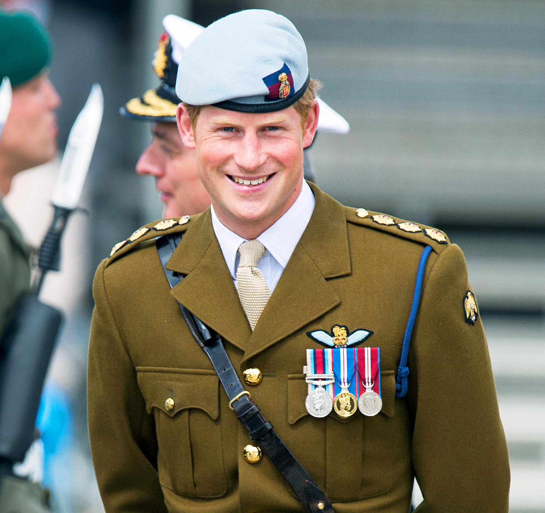Happy Birthday Prince Harry! We Look Back At Some Of The