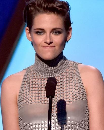 Kristen Stewart's Nip Slip Definitely Wins Awkward Moment