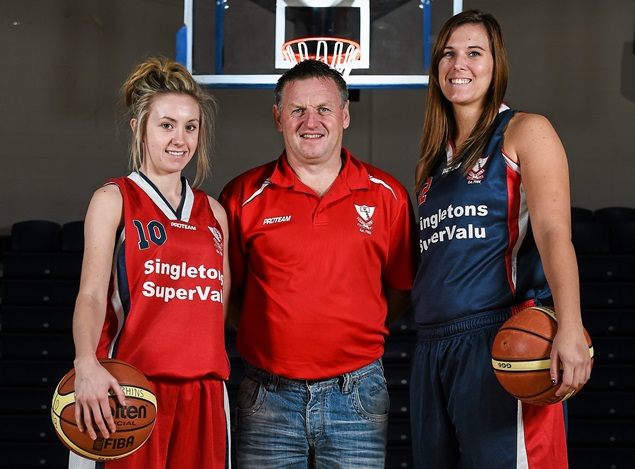 Basketball Ireland 2014/2015 Season Launch
