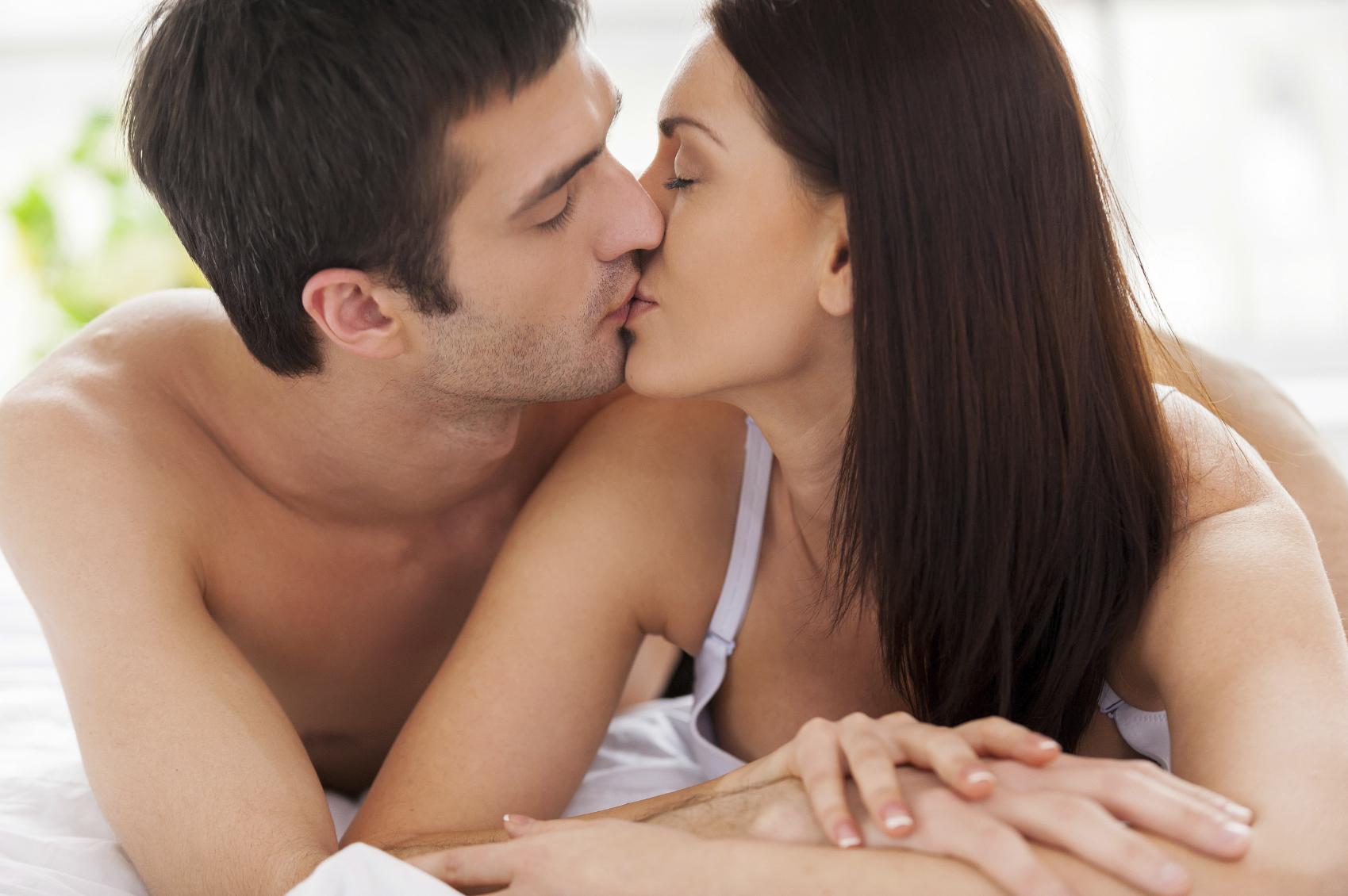 Как занимаются любовью парень с девушкой фото