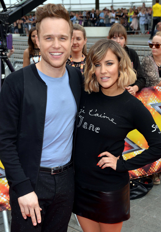 X Factor Presenter Olly Murs Has Split From His Girlfriend