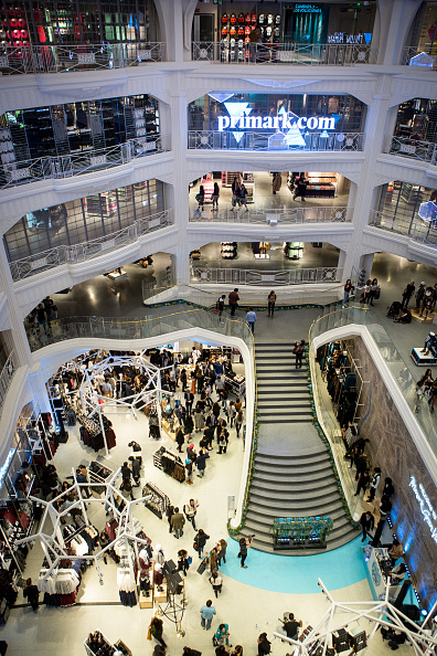 PICTURE: Penneys Open Their Flagship Store In Madrid ...