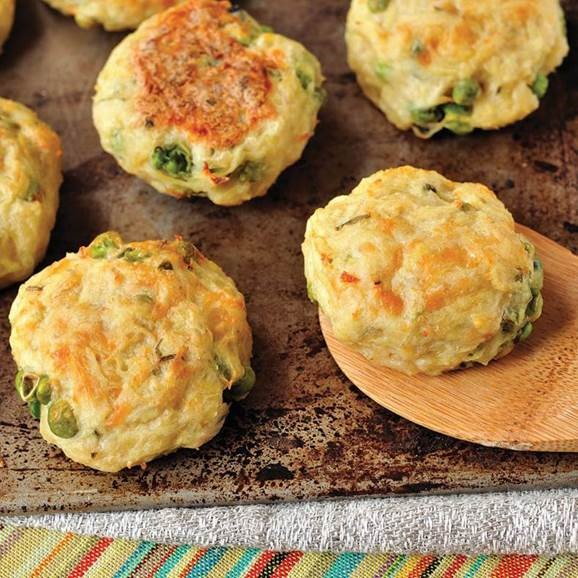 Wednesday: Colcannon Potato Cakes