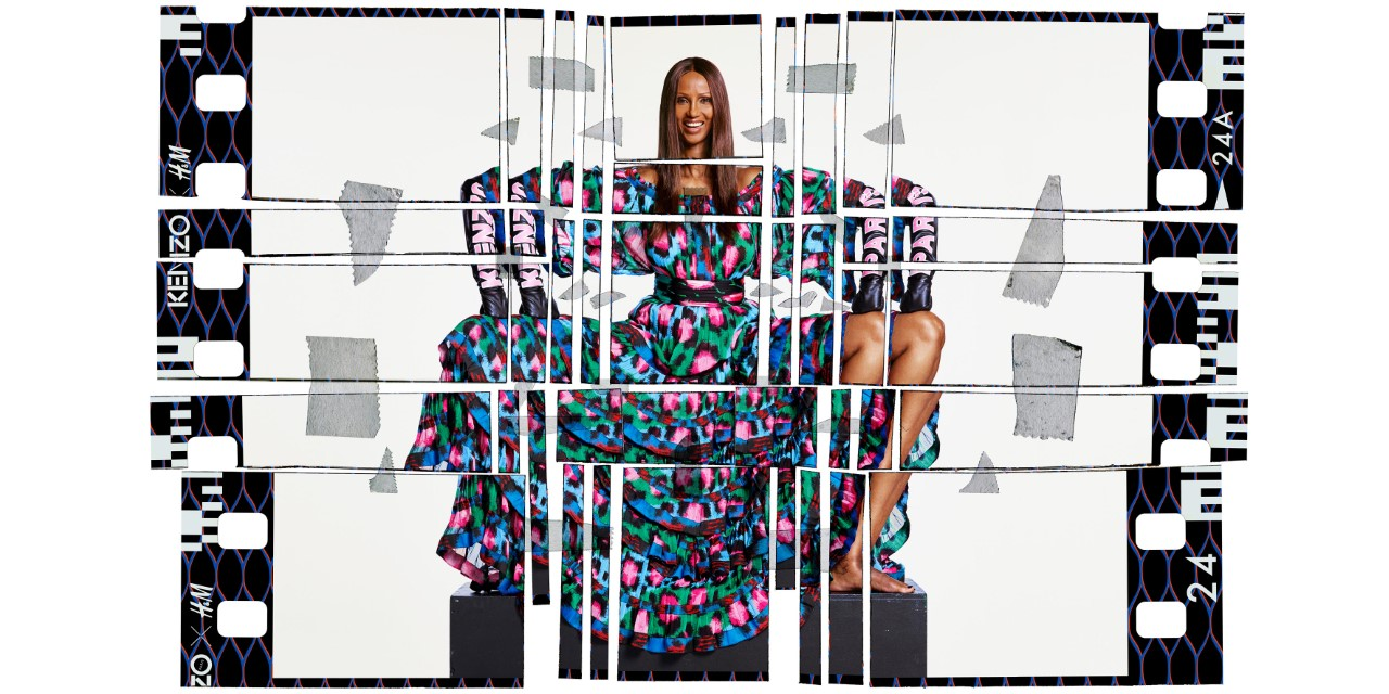 Kenzo, H&M build anticipation for capsule with campaign teaser