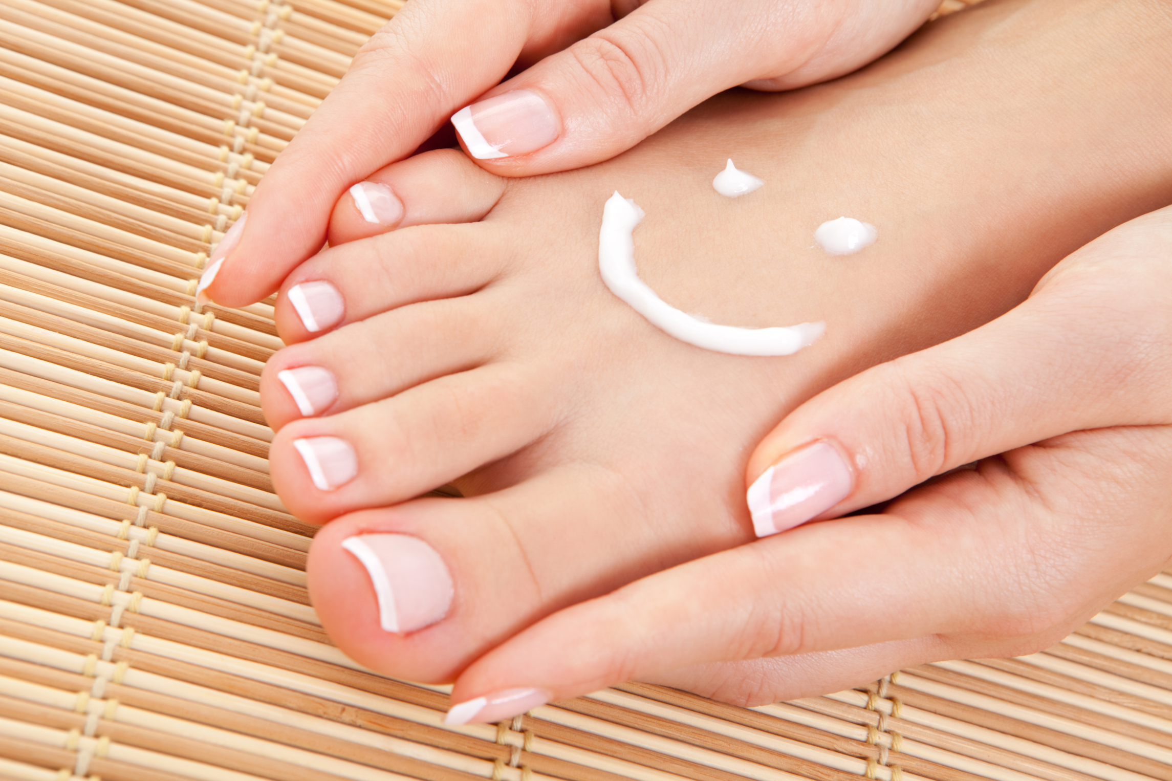 foot care regimen