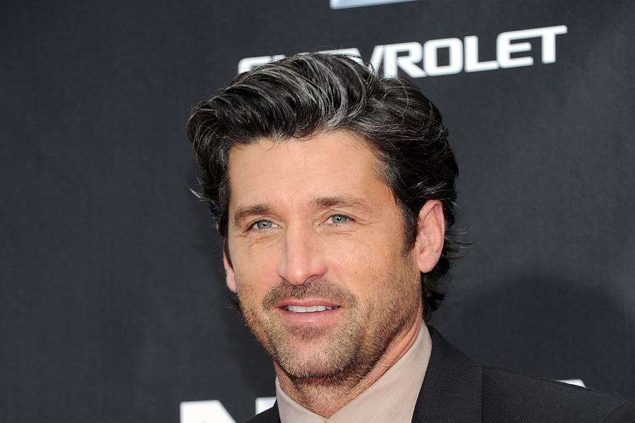 Famous for his role on television series Grey's Anatomy, dreamy Patrick Dempsey is also a doting dad. If he were to take our temperature, it would most definitely be through the roof!