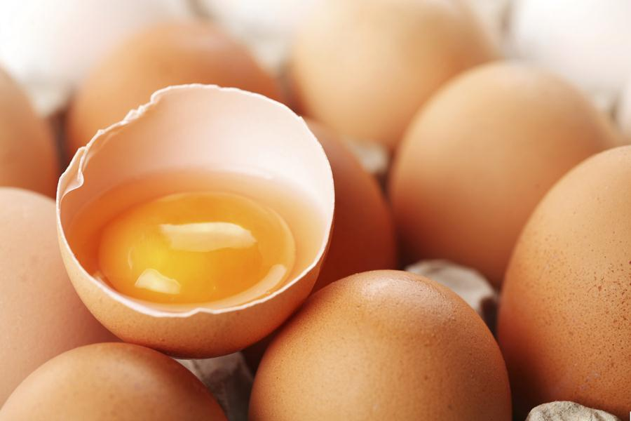 Eggs - We included these because you can have them for breakfast, lunch or dinner. Eggs are full of protein and give you lots of energy which will inevitably make you smile.