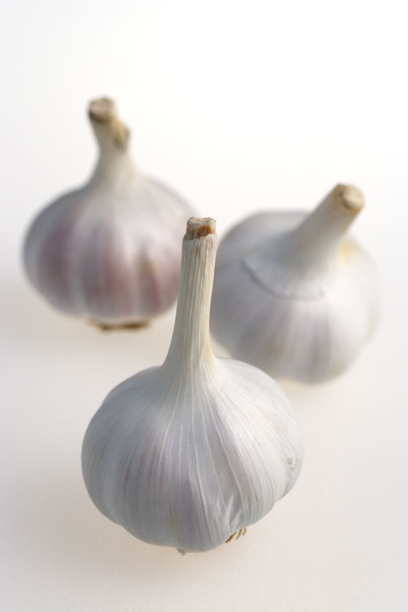 Garlic: Ok so you might have to start carrying mints around to mask your stinky breath but garlic is jam-packed with cold and flu fighting antioxidants and contains a naturally occurring chemical called allicin which reacts with the blood to kill off harmful bacteria and viruses.