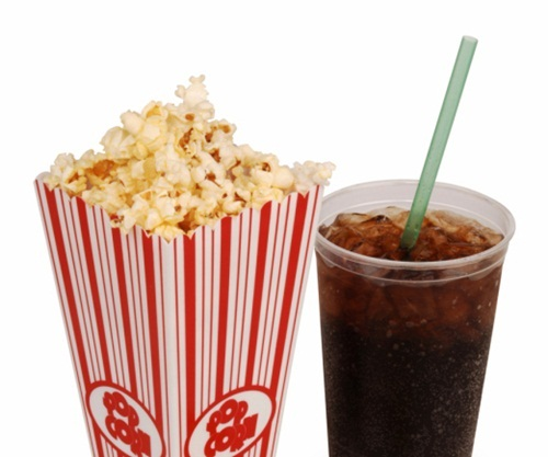 It does have a very distinct, and very delicious, taste but the popcorn you but at the cinema is significantly more expensive than that you'd buy in a supermarket. In percentage values, cinema popcorn is 1275 per cent of the price of the home-popped snack.