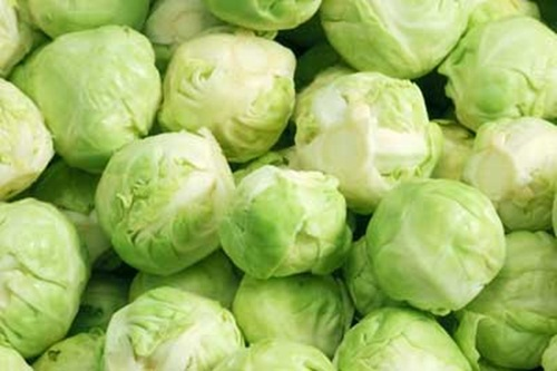Brussel Sprouts If ever there was a super-food! They lower cholesterol, are a great source of antioxidant vitamins, keep your immune system strong, keep wrinkles at bay and even contain essential fatty acids. Phew. Go sprouts!