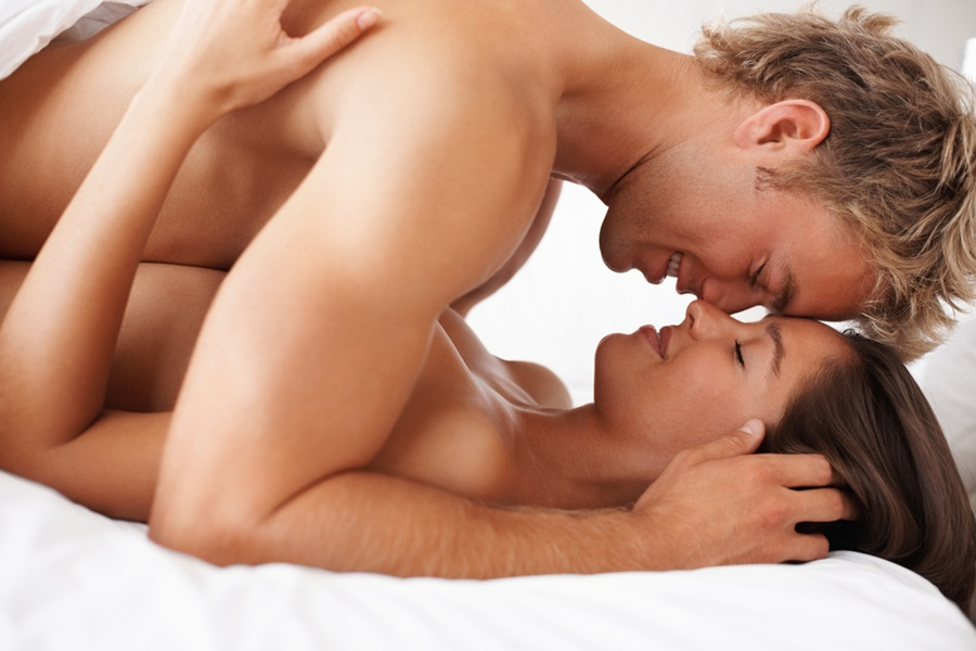 2. Coital  Alignment: This is a variation of missionary that aims to produce a mutual orgasm, which will enhance your levels of intimacy. Simply wrap your legs around him and ask him to go slowly.