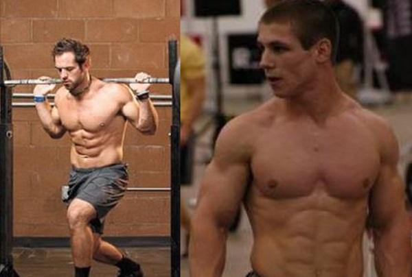 Six Pack Or Gorilla Chest: Crossfit Athletes, Bodybuilders ... Scott Carlson Crossfit