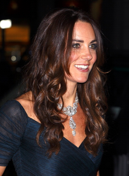 The Duchess Of Cambridge Attends The Portrait Gala 2014: Collecting to Inspire