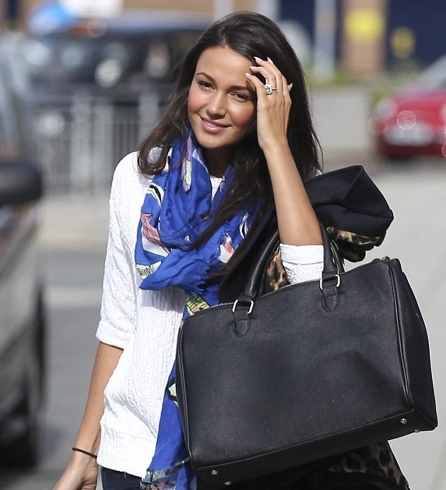 """""""There Just Isn't Time"""": Michelle Keegan And Mark Wright"""