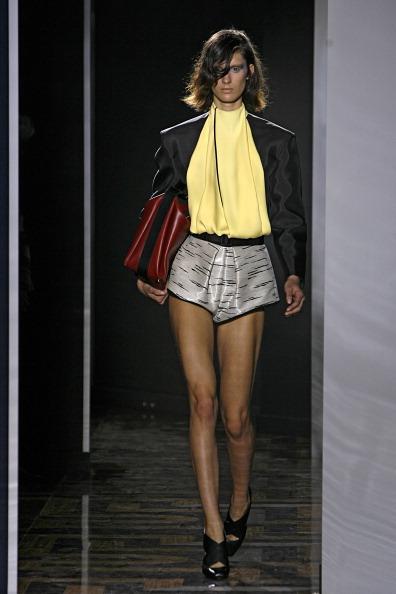 Balenciaga: Runway - Paris Fashion Week Spring / Summer 2012