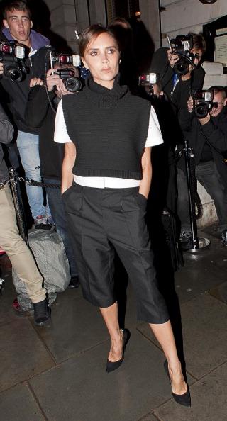 Celebrity Sightings In London - September 15, 2013