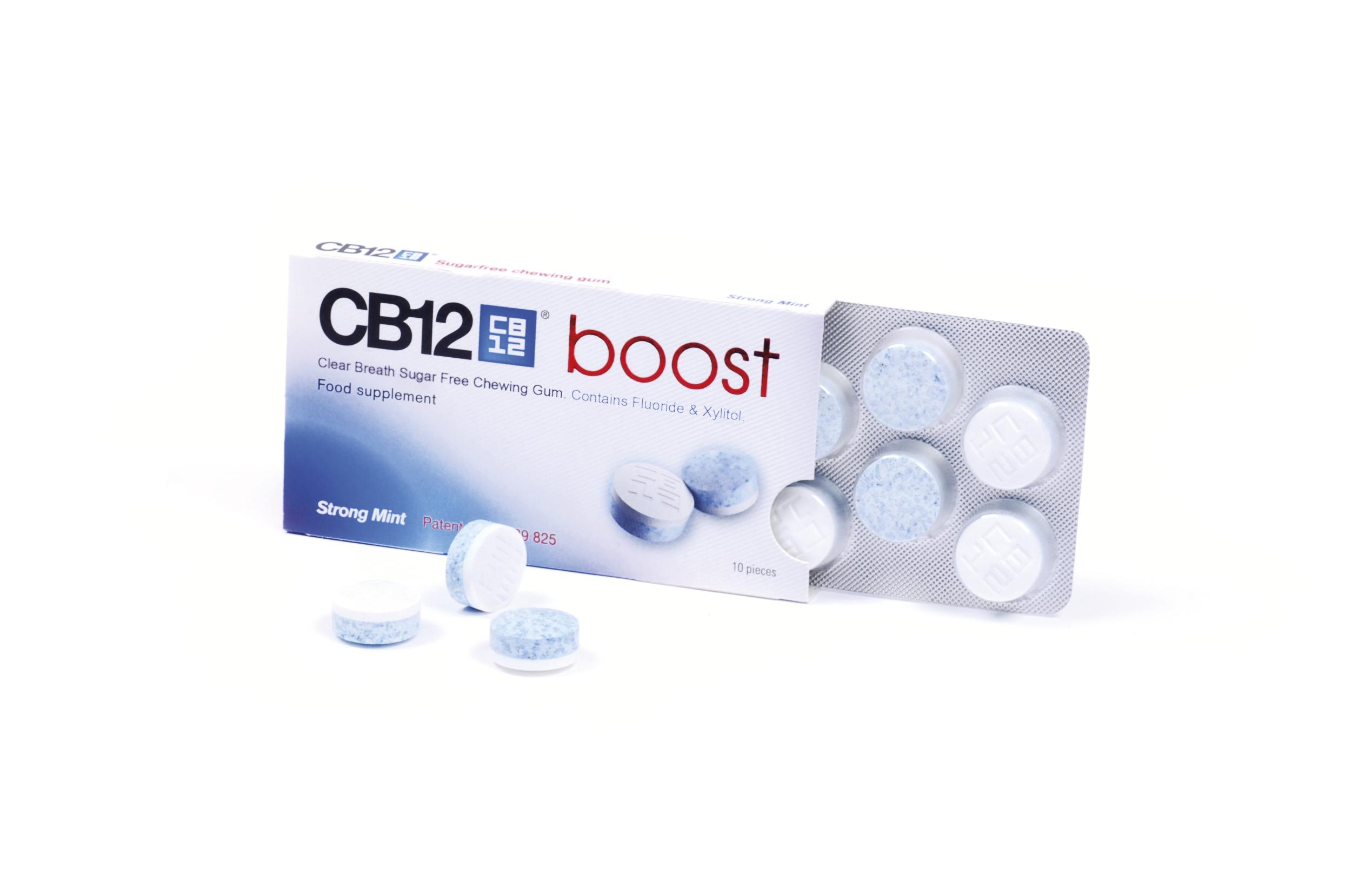 CB12 Boost Gum FA2