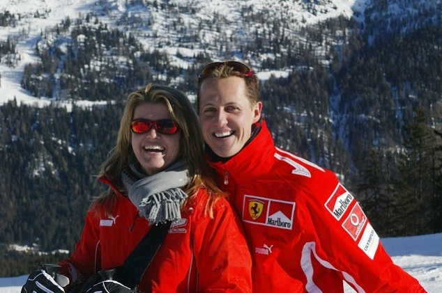 Michael Schumacher Is Paralyzed And Has Problems With Memory And Speech Her Ie