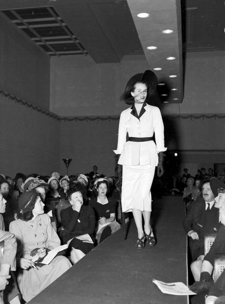 1947 David Jones Pierre Balmain Show