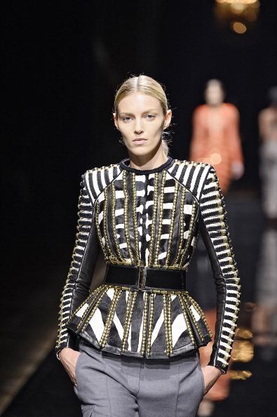 Balmain - Runway RTW - Fall 2014 - Paris Fashion Week