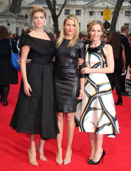 """""""The Other Woman"""" - UK Gala Premiere - Red Carpet Arrivals"""