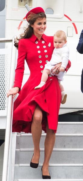 The Duke And Duchess Of Cambridge Tour Australia And New Zealand - Day 1
