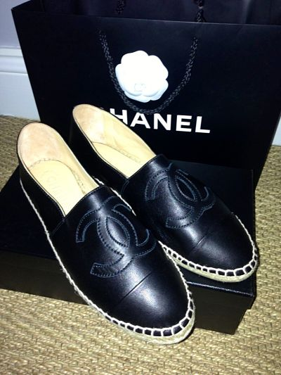Chanel Espadrilles _opt