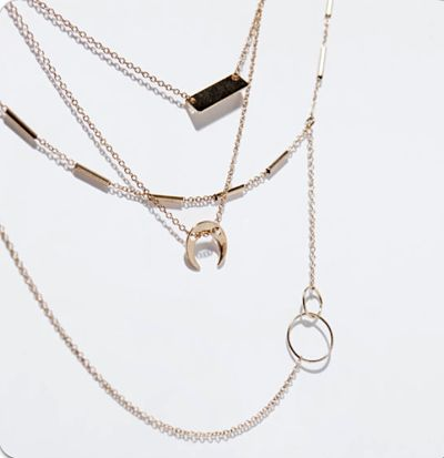 Zara Limited edition necklace_opt