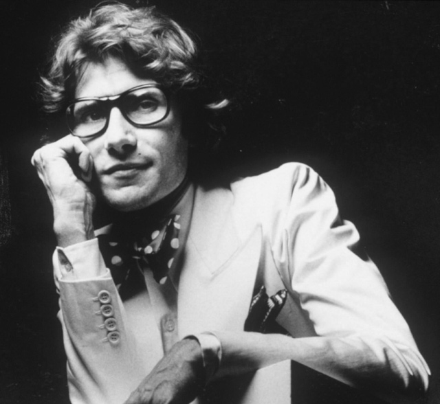 The Evolution Of Style - Tracing The Career Of Yves Saint Laurent ... bbf3455b08a
