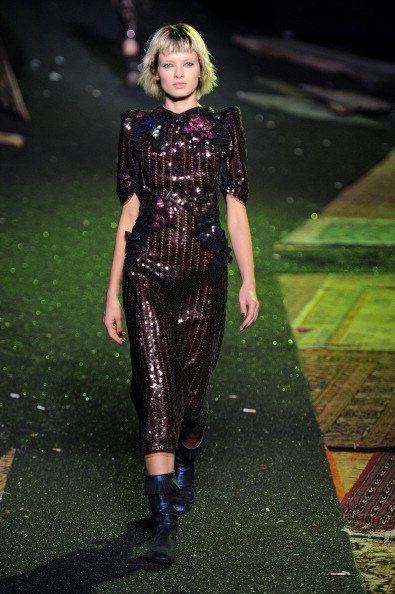 Marc Jacobs - Runway - Mercedes-Benz Fashion Week Spring Summer 2014