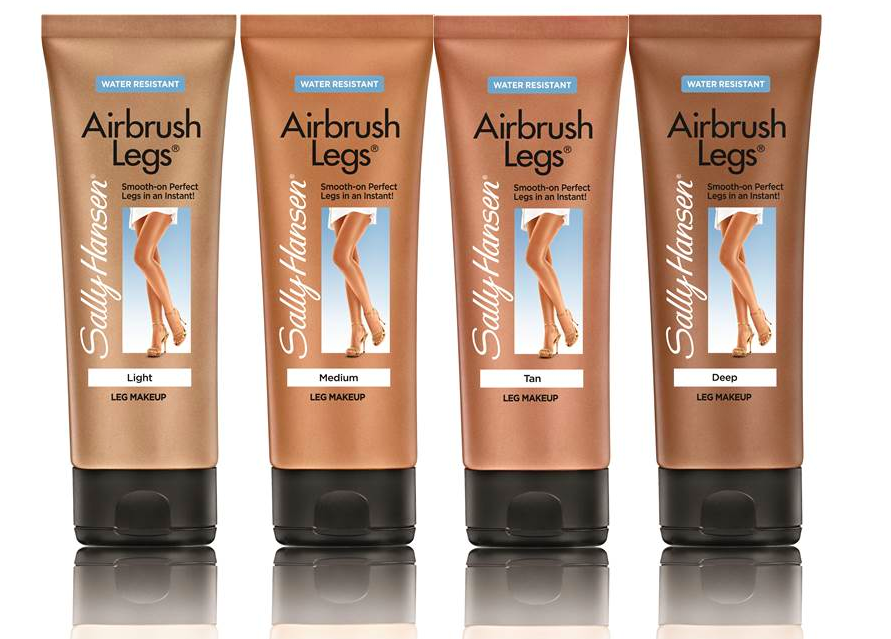 Festival Ready Get The Look With Sally Hansen Airbrush