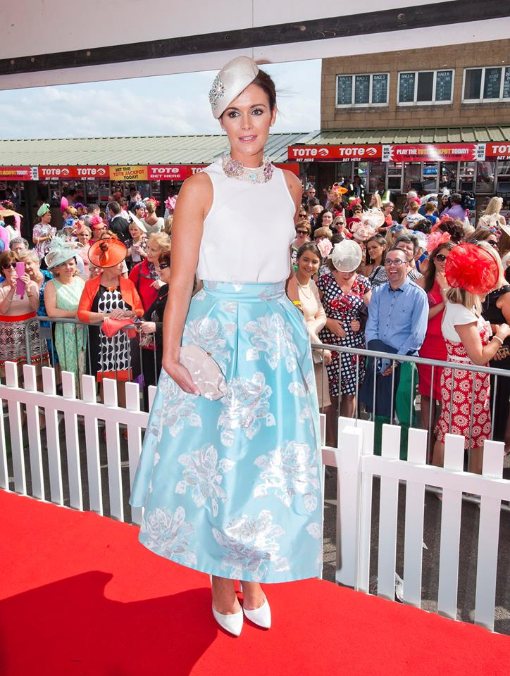 And The Winner Of Best Dressed Lady At The Galway Races Is