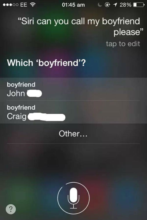 Think You're Over Your Ex? Well Siri Isn't… | Her ie