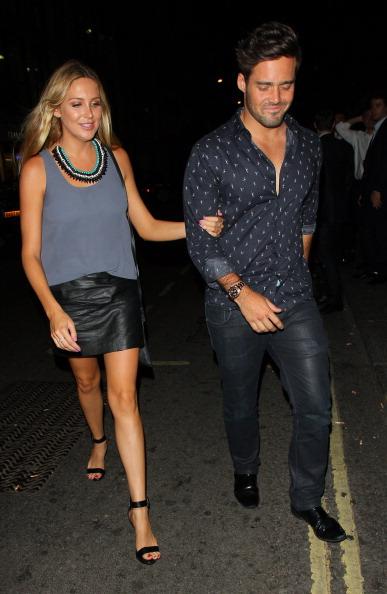 Celebrity Sightings In London - August 1, 2013