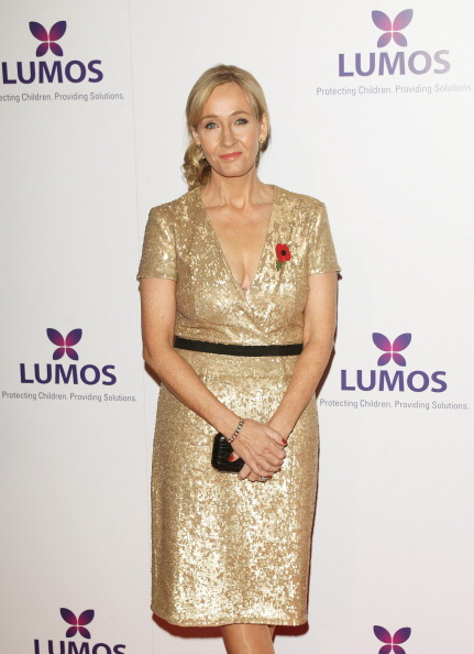 Lumos Fundraising Event Hosted By J.K. Rowling