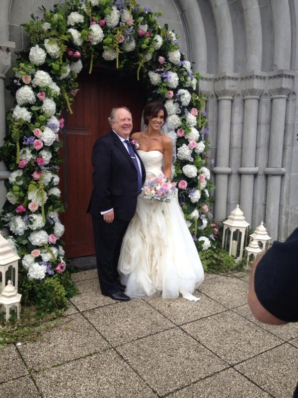 pictures xpos201 host glenda gilson weds rob mcnaughton in