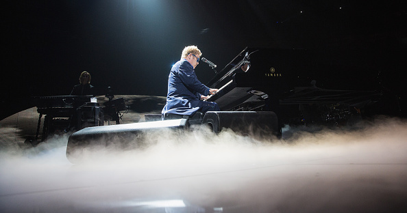 Elton John In Concert - Seattle, WA