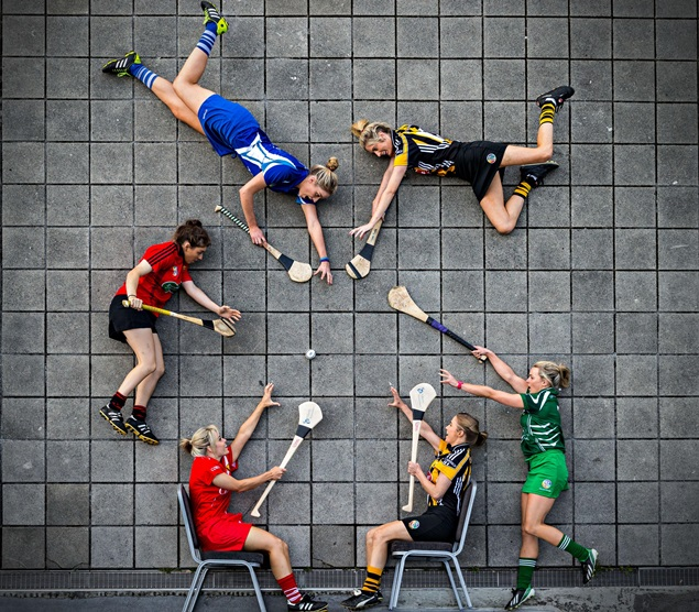 Liberty Insurance All Ireland Camogie Finals Launch 9/9/2014