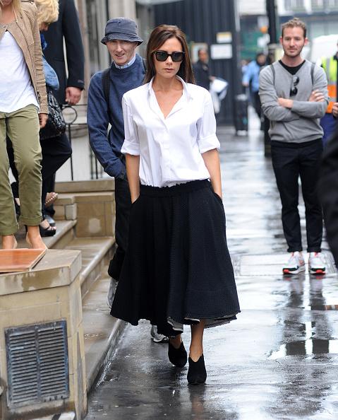 London Celebrity Sightings -  September 29, 2014