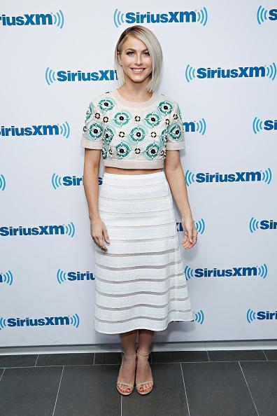 Celebrities Visit SiriusXM Studios - October 16, 2014