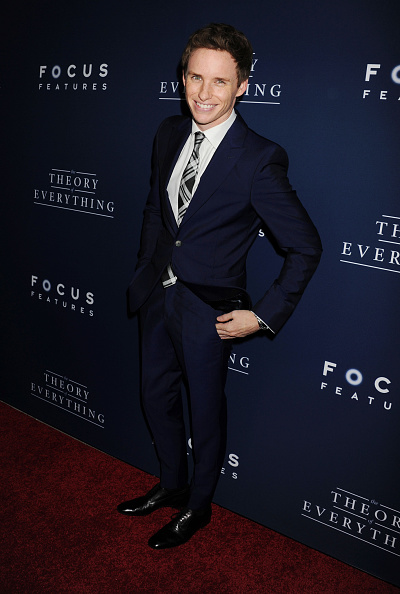 """""""The Theory Of Everything"""" - Los Angeles Premiere"""