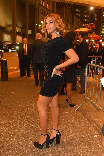 Celebrity Sightings In New York City - November 4, 2014