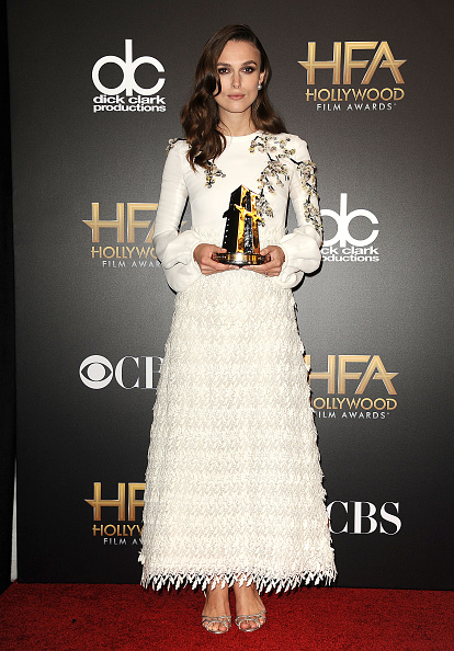 18th Annual Hollywood Film Awards - Press Room