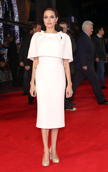"""Unbroken"" - UK Premiere - Red Carpet Arrivals"