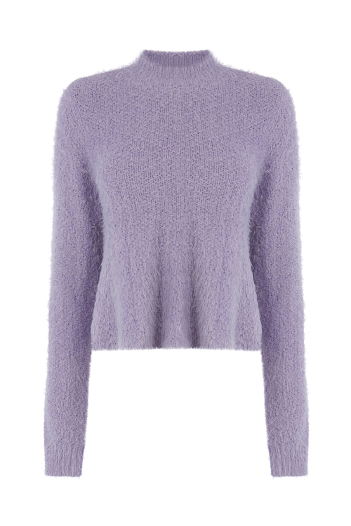 CATHERINE KELLY DYF FOR OASIS_LILAC CROP JUMPER 56EUR
