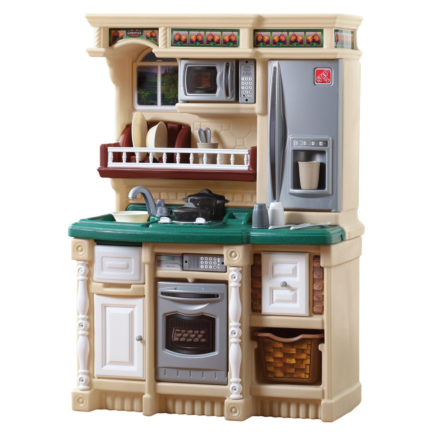17 christmas presents every irish child received from for Kitchen set wooden