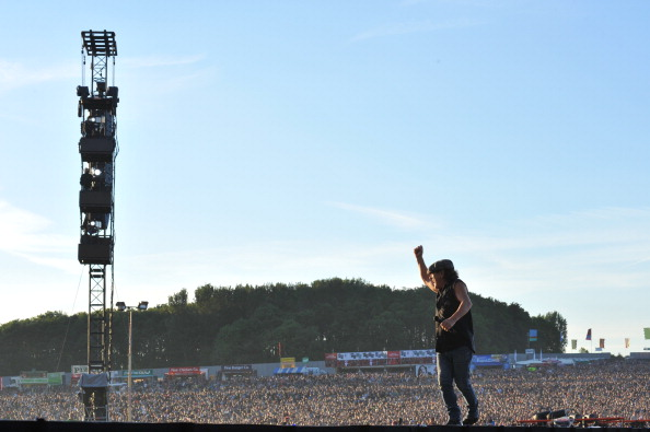Download Festival 2010 - AC/DC