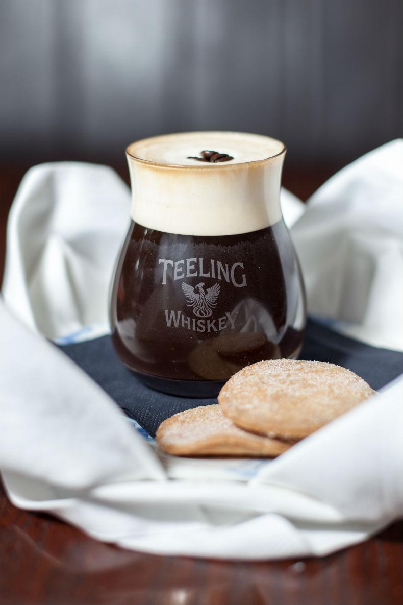 The Sussex Irish Christmas Coffee